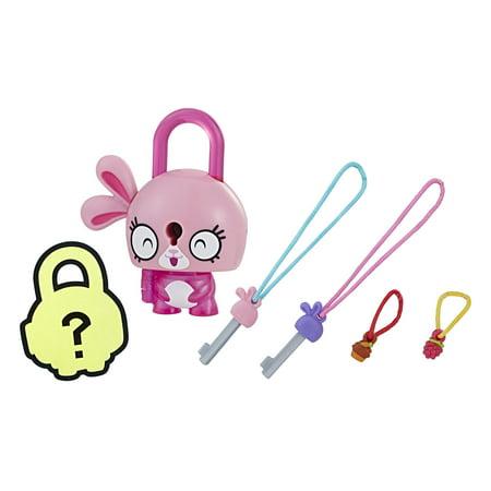 - Lock Stars Basic Assortment Pink Bunny–Series 1 (Product may vary)