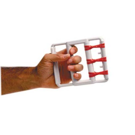 CanDo rubber band hand exerciser