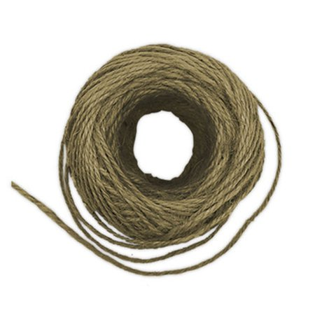 KABOER 50m Sisal Rope For Cats Scratching Post Toys Making DIY Desk Foot Stool Chair Legs Binding Rope Material For Cat Sharpen