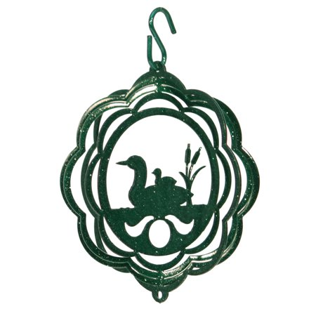Loon Ornament (SWEN Products LOON BIRD  Tini Swirly Christmas Tree Ornament)