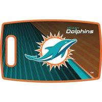"Miami Dolphins The Sports Vault 14.5"" x 9.5"" Large Cutting Board - No Size"
