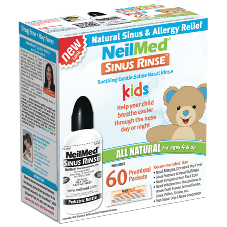 SINUS RINSE KIDS KIT