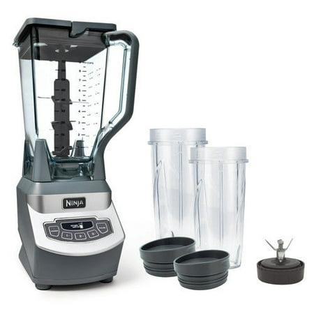 Ninja BL660 Professional 3-Speed Blender Gray