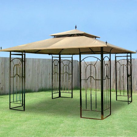 Garden Winds Replacement Canopy Top For The Costco Arrow Gazebo Riplock 500