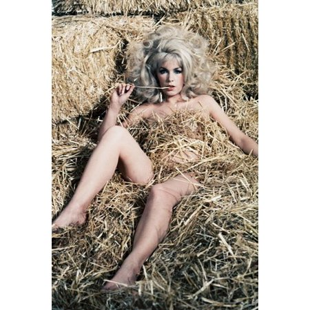 - Stella Stevens Sexy Naked In Barn Color 24X36 Poster