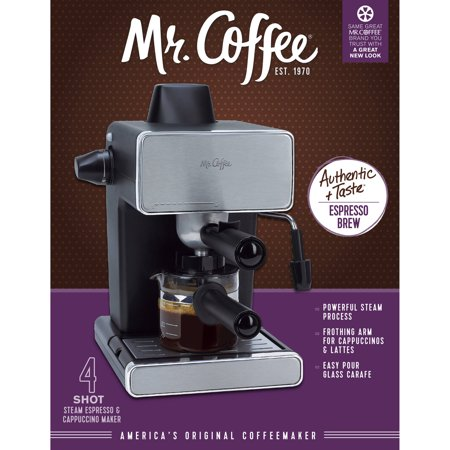 Mr Coffee Drip Coffee Maker Reviews : Mr. Coffee Espresso Maker, BVMC-ECM270 - Best Espresso Machines