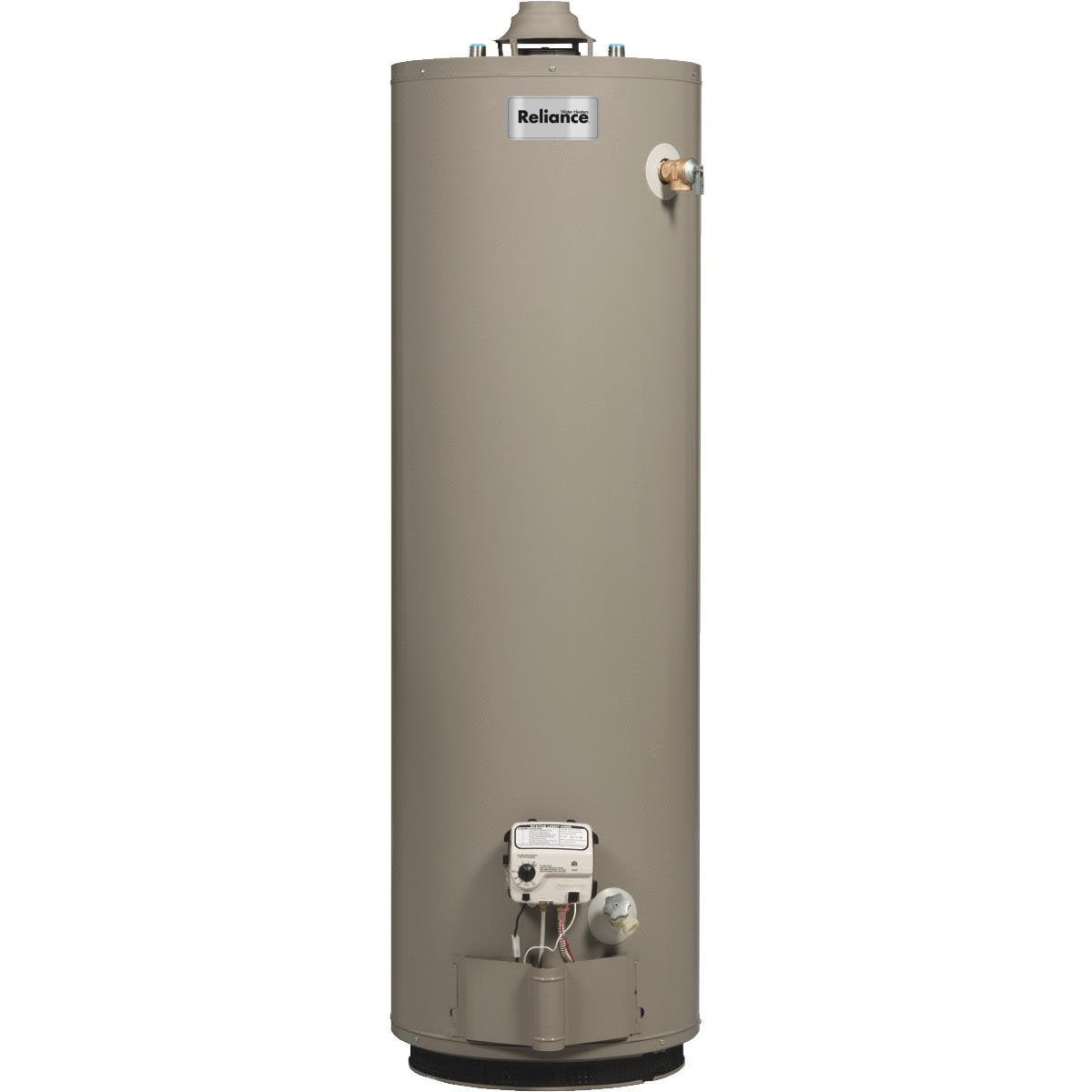 Reliance Liquid Propane (LP) Gas Water Heater