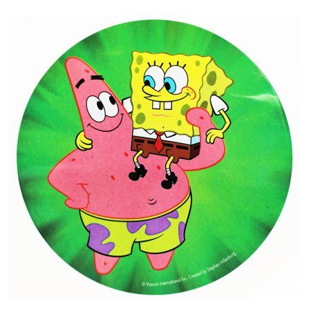 Spongebob Squarepants Patrick Holding Spongebob Sticker