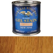 New Pine Gel Stain, 1/2 Pint