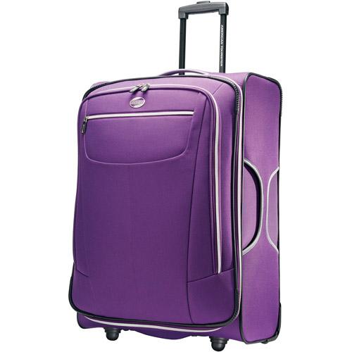 "American Tourister Atmosphera Solar Rose 29"" Upright, Purple"