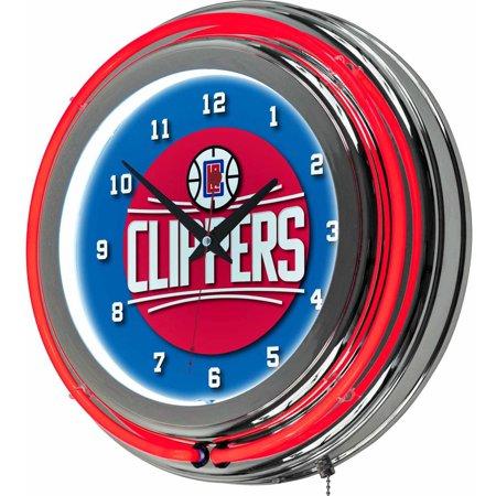 Dodgers Neon Clock Los Angeles Dodgers Neon Clock