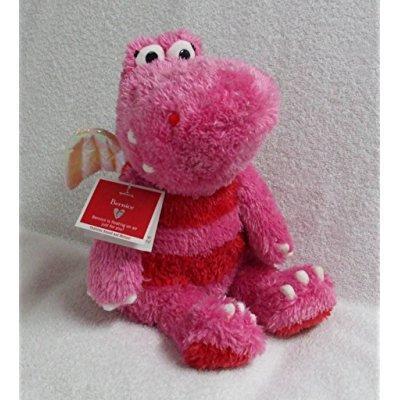 hallmark 13 plush flying singing bernice the valentine dinosaur