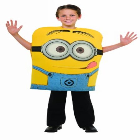 Despicable Me 2 Minion Dave Costume, Small](Minions Dress)