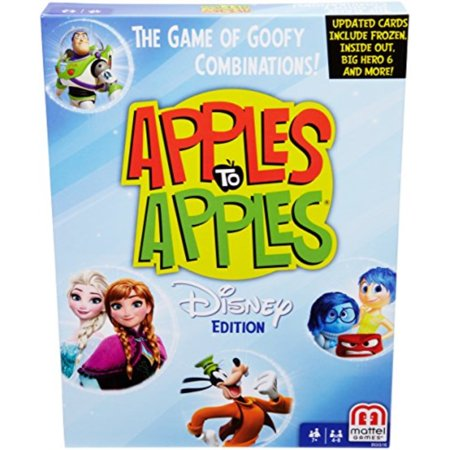 Bobbing For Apples Halloween Games (disney apples to apples card)