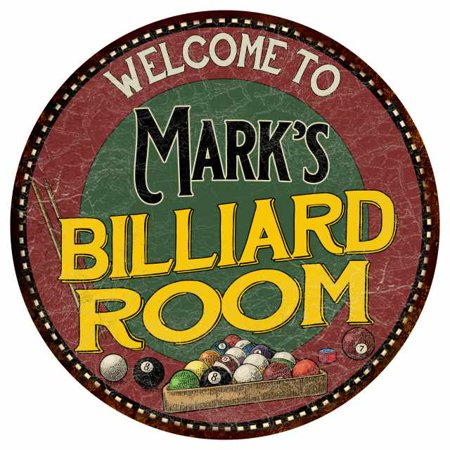 Mark's Billiard Room 14