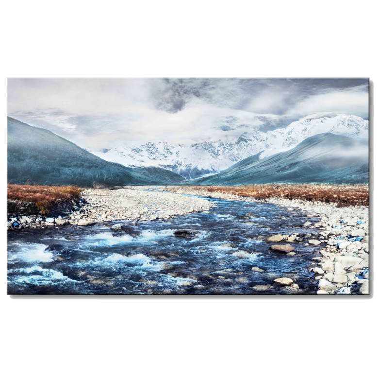 Kanstar Headlands Canvas Wall Art 20''x40'' Panels Wall Pictures Canvas Prints Artwork for Living Room, Home, Bedroom Decoration