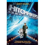 The Hitchhiker's Guide to the Galaxy (DVD)