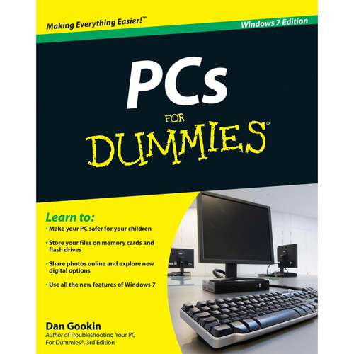 PCs for Dummies: Windows 7 Edition