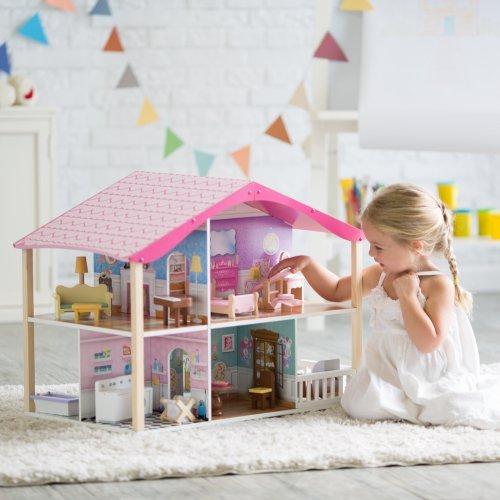 KidKraft Pastel Swivel Deluxe Dollhouse - 65279