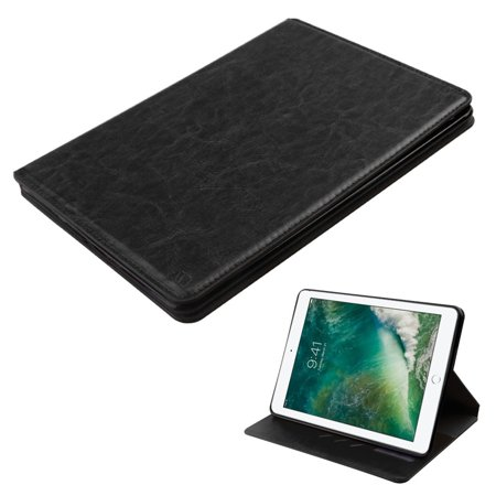 Insten Wallet Leather Credit Card Stand Folio Case for Apple iPad 9.7