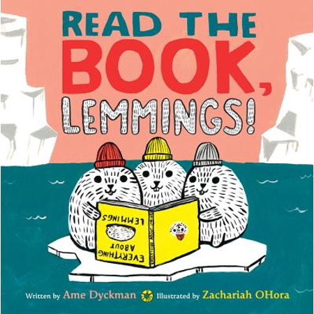 Read the Book, Lemmings! - eBook