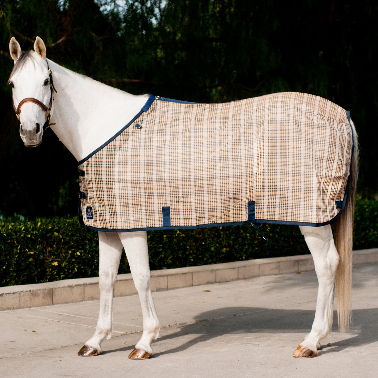 Kensington Protective Products Signature Textilene Protective Fly Sheet - Traditional Cut