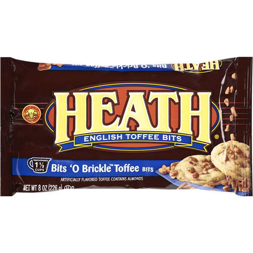 Heath Toffee Bits Bits 'O Brickle, 8 oz