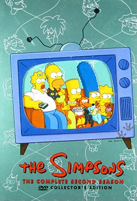 The Simpsons The Complete Second Season by NEWS CORPORATION