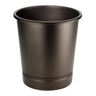 new york bathroom waste basket trash can bath sink accessories oil rh walmart com