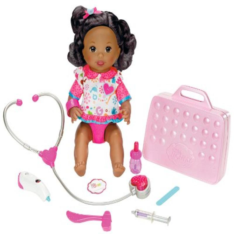 Mattel Little Mommy Doctor Mommy African-American Doll