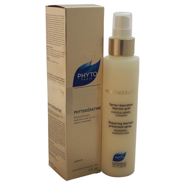 Phytokeratine Repairing Thermal Protectant Spray By Phyto For Unisex - 5 Oz Spray