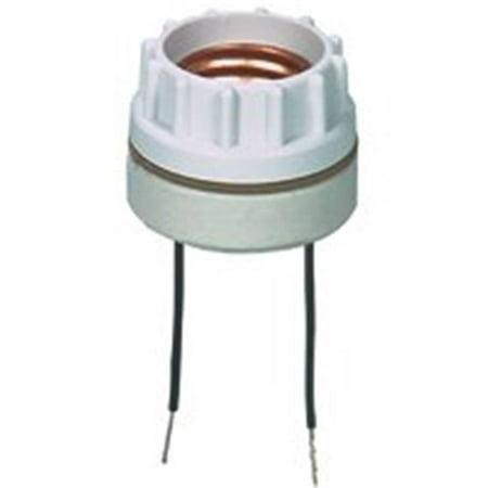 609-BOX Porcelain Lamp Holder, 9 Lead, Medium - Lamy Lead