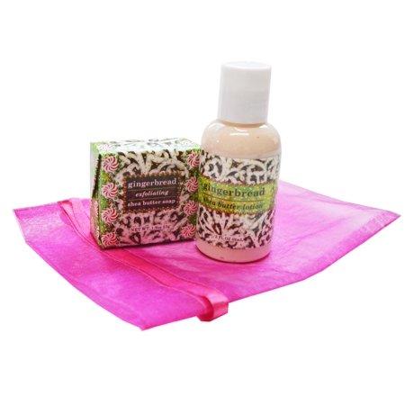 Greenwich Bay - Lotion & Soap Gift Bag Set -