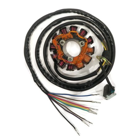 STATOR Alternator for Kawasaki 21003-3730 210033730 Jet Ski STX ZXI Watercrafts by The ROP Shop