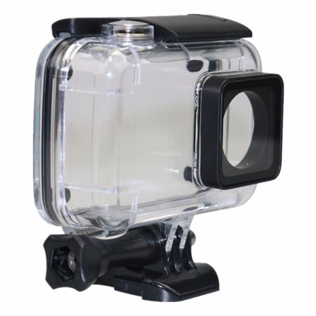 Waterproof Underwater Housing Protective Case Cover For Xiaoyi 4K Action Camera - image 5 de 9