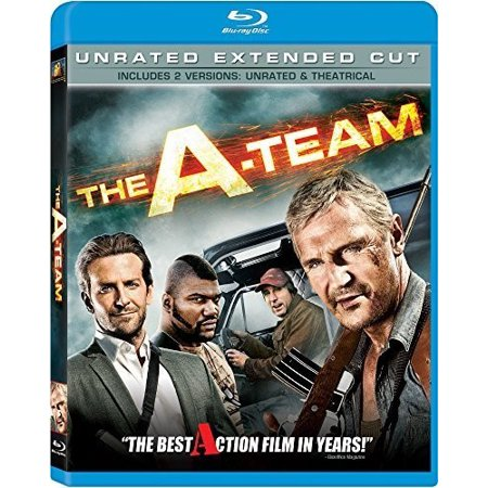 The A-Team (Unrated Extended Cut) (Blu-ray) - image 1 of 1