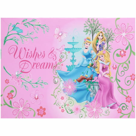 Disney Princess LED Light Up Canvas Wall Art for $<!---->