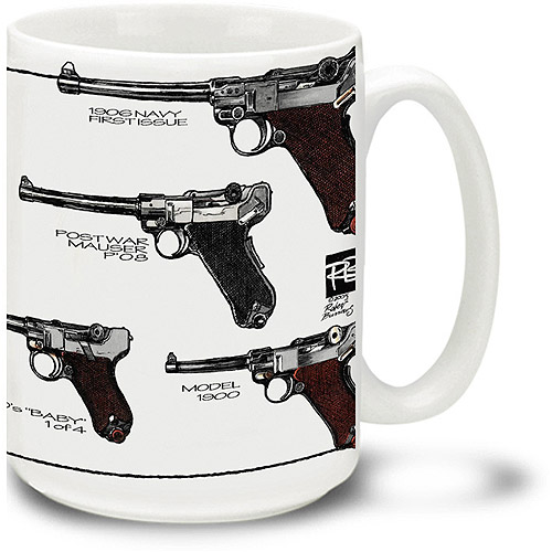 Cuppa 15-Ounce Coffee Mug with Thompson SMGs