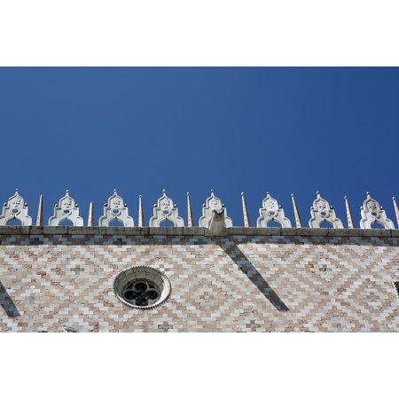 LAMINATED POSTER Cornice Venice Doge's Palace The Vault Sculpture Poster Print 24 x - Palace Sculpture