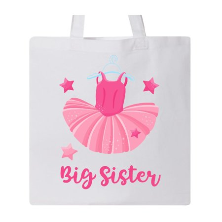 Ballerina Bag (Tutu Ballerina Big Sister Tote)