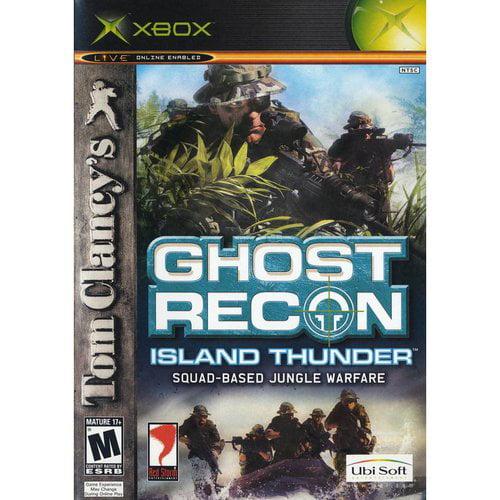 Tom Clancy's Ghost Recon: Island Thunder (Xbox)