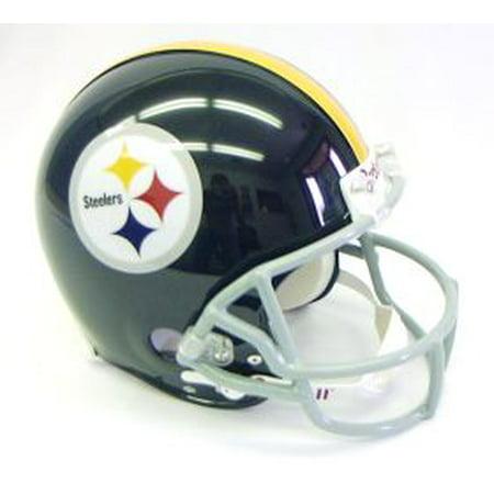 (Pittsburgh Steelers 1963-76 Throwback Pro Line Helmet)