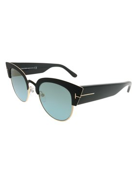 9502830b95ce Product Image Tom Ford Alexandra TF 607 05X Womens Cat-Eye Sunglasses