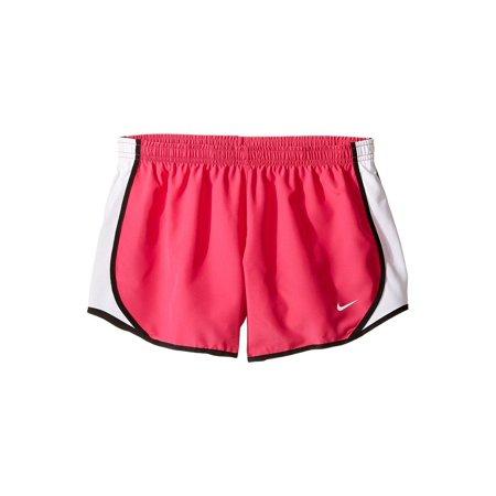 new product 5e556 ad39b Nike - Big Girls  (7-16) Dri-Fit Tempo Running Shorts-Pink - Walmart.com