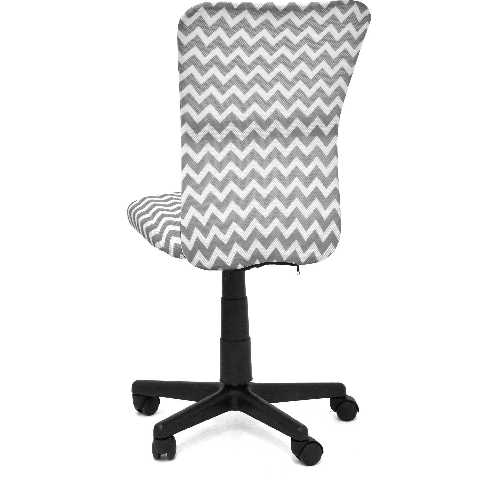 Attirant Gray Chevron Office Chair Design Ideas