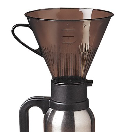 RSVP International - Manual Drip Coffee Filter Cone for Carafes or