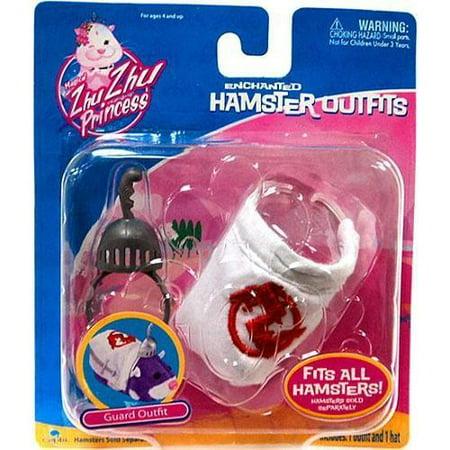 Magical Zhu Zhu Princess Enchanted Hamster Outfit Guard Hamster NOT Included! (Hamster Outfit)