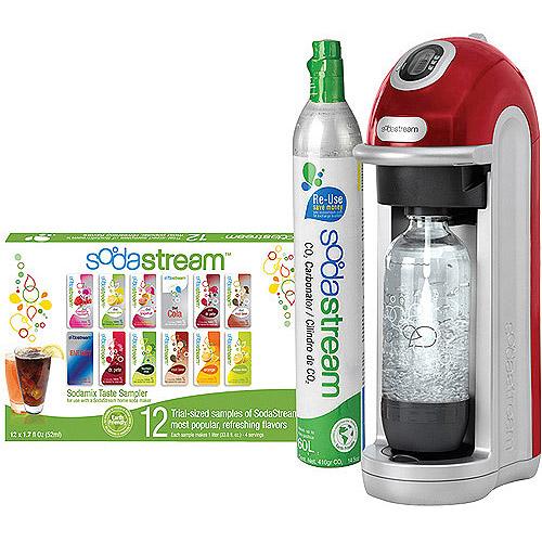 Sodastream Fizz Red Home Soda Maker Star