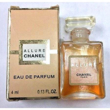 Chanel Allure Sport (Chanel Allure Mini 0.13oz/4ml eau de parfum VINTAGE**RARE**COLLECTIBLE** )