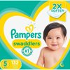 Pampers Swaddlers Diapers Size 5 132 Count
